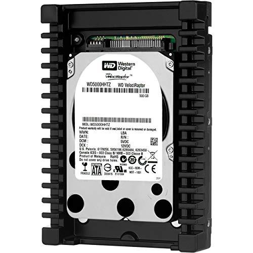 WD VelociRaptor 500 GB Workstation Hard Drive: 3.5...