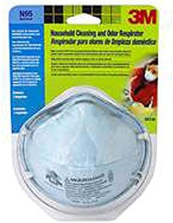 3m Household Cleaning And Bleach Odor Respirator