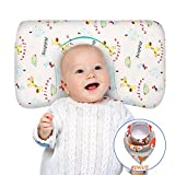Acksonse Baby Pillow for Sleeping Memory Foam Age for 3-36 Months Infant Pillow...