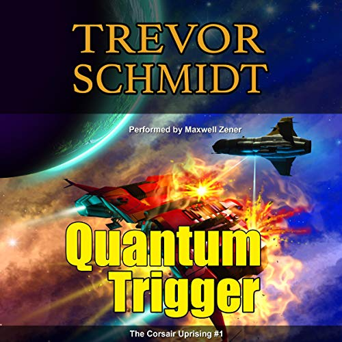 Couverture de Quantum Trigger