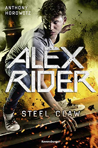 Alex Rider 10. Garra de Acero de Anthony Horowitz