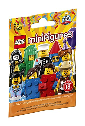 LEGO 71021 Minifigures Series 18 Party, Multicolore