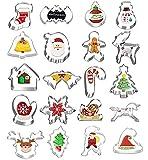 a ray of sunshine Ausstechformen Set,Keksausstecher Weihnachten,Plätzchen Ausstecher,Kekse Backen Zubehör,Ausstecher Weihnachten Groß,Keksausstecher Plätzchen Ausstechformen,Weihnachten...