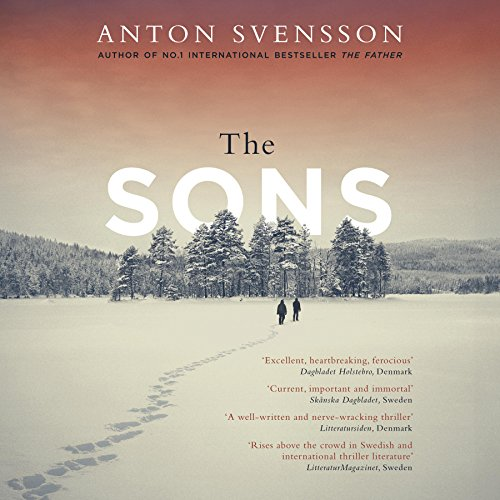 The Sons audiobook cover art