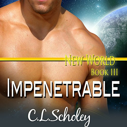 Impenetrable audiobook cover art