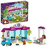 LEGO 41440 Friends Pastelería de Heartlake City Set de construcción para Niñas de +6 años con Mini Muñecas Stephanie y Olivia