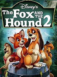 Disney The Fox and the Hound 2 (2006) DVD.
