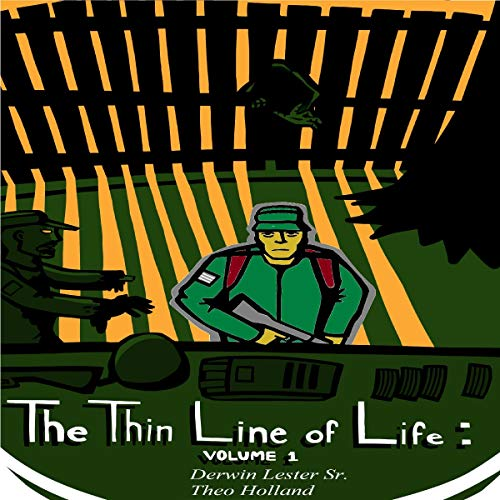 The Thin Line of Life: Volume I cover art