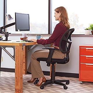 ارخص مكان يبيع AmazonBasics منتصف الظهر شبكة كرسي