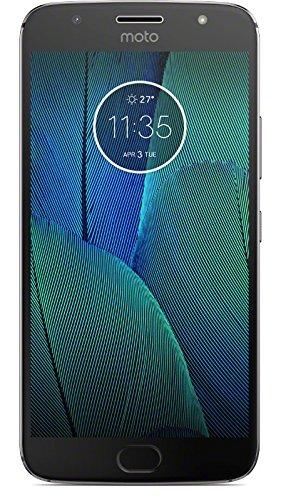 """Smartphone Motorola Moto G5s Plus Platinum 32GB 5.5"""" 4G Android 7.1 Câmera 13MP Octa-Core 2.0GHz"""