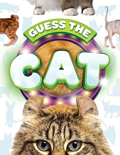 Guess the Cat (Guess Who) (English Edition)