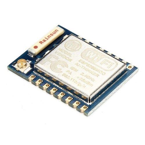 ESP8266 ESP-07 - Receptor inalámbrico con módulo transceiver (tarjeta arduino-compatible)