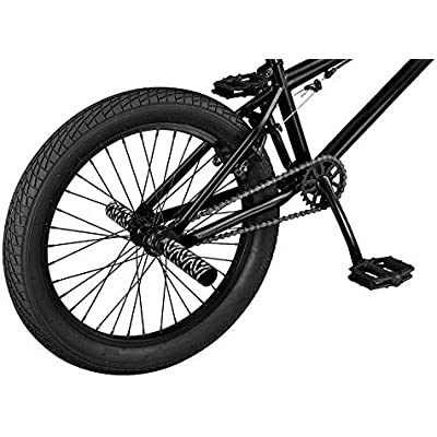 Bike Pegs Helaryfreemear 2Pcs Aluminum Alloy Anti-Skid Lead Foot BMX Pegs Fit 3//8 inch Axles Black