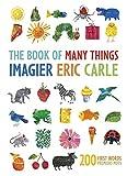 L'imagier Eric Carle, mes 200 premiers mots