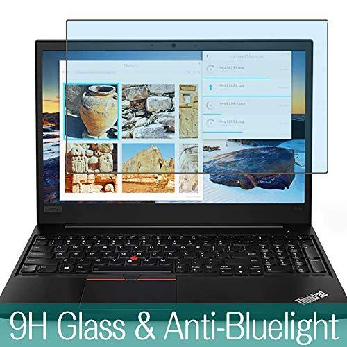 VacFun Filtro Luz Azul Vidrio Templado Protector de Pantalla para Lenovo ThinkPad E585 20KVCTO1WW 15.6