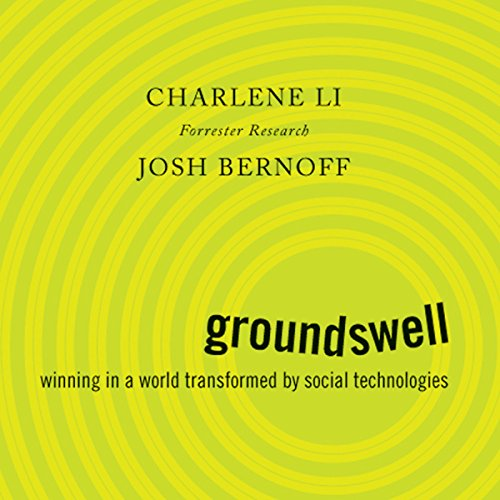 Groundswell audiobook cover art