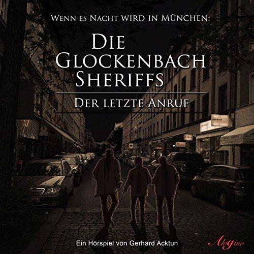 Die Glockenbach Sheriffs audiobook cover art