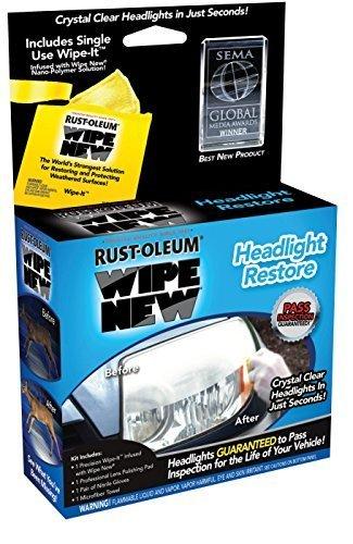 Rustoleum HDLCAL Headlight Restore Kit