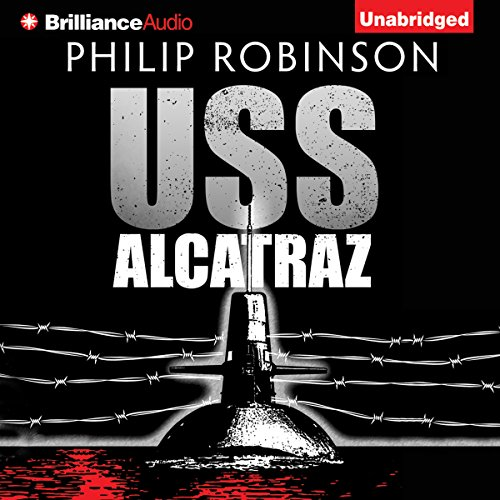 USS Alcatraz audiobook cover art