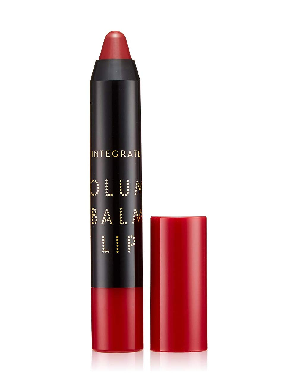 Integrated Inventory cleanup selling sale Volume Balm A surprise price is realized Lip N 20g RD685 Red Shiseido