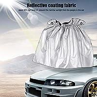 車の窓の日よけ車の窓のカーテン自動日よけ日よけのバイザー車の日よけのための車の温度を下げるプライバシーを保護する