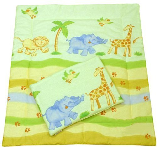 Safari Bassinet / Stroller Bedding