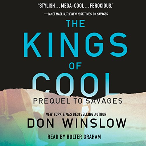 The Kings of Cool audiobook cover art