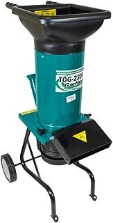 Triturador Resíduos Orgânicos Tog2300 1,5cv para Galhos até 5cm Diâmetro Garthen TENSÃO:127 VOLTS