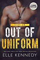 Out of Uniform: Books 4-6