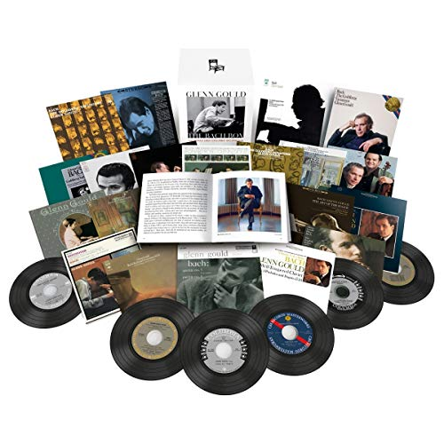 Glenn Gould - The Bach Box (The Remastered Columbia Recordings)