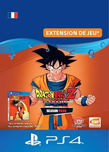 DRAGON BALL Z: KAKAROT Season Pass | Code PS4 Jeu à télécharger - Compte français
