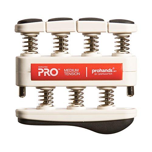Pro Hands - Pro medium, Stringimano, 230x140, colore: Rosso