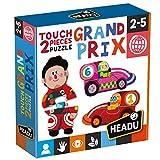 Headu Mu24902-2 Pieces Touch Puzzle Grand Prix Merchandising Ufficiale