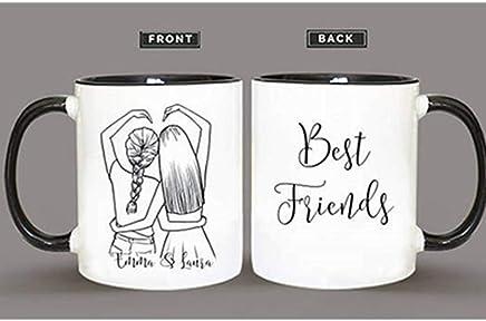 1c81760c827 Soul Sister Mug, Best Friend Mug, Personalized Best Friend Gift, Sister Mug,