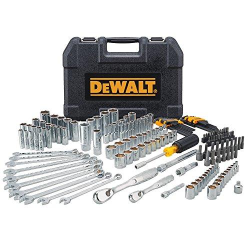 pc mechanics DEWALT Mechanics Tool Set, 172-Piece (DWMT81533)