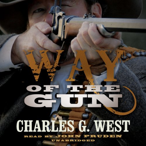 Way of the Gun audiobook cover art