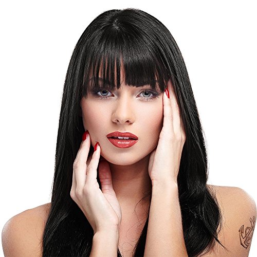 Manic Panic High Voltage Classic Cream Formula Colour Hair Dye (Raven)