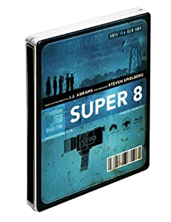 Super 8 [Combo Blu-ray + DVD - Édition Limitée exclusive Amazon.fr boîtier SteelBook] (B005PK3IPE) | Amazon price tracker / tracking, Amazon price history charts, Amazon price watches, Amazon price drop alerts