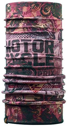 Buff Fleece ÉCharpe Multifonctionnel avec Laine Polaire MOTOGP Legend/Marron, Polyester, Taille Unique
