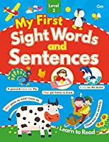 My First Sight Words and Sentence Level 2
