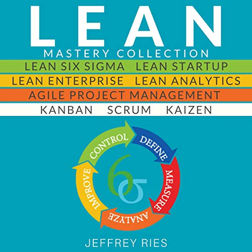 Lean Mastery Collection: 8 Manuscripts audiobook cover art