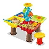 JWBOSS Mesa de Arena de Arena Jugando Sand Clay Funny Plastic 1 Set Educación Herramientas de Aprendizaje # 13 Dolphin S