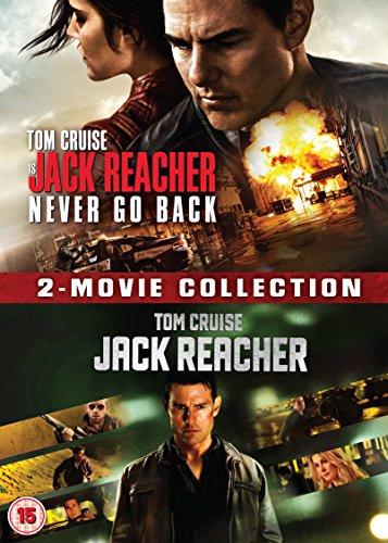 Jack Reacher: 2-Movie Collection [DVD] [2016] UK-Import, Sprache-Englisch