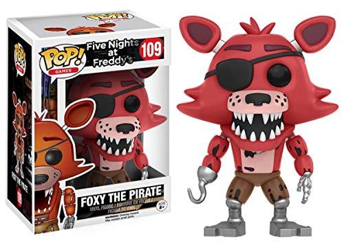 Figura Vinyl POP! Five Nights At Freddy's Foxy