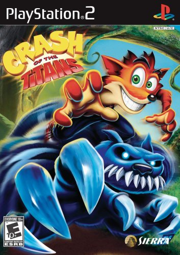 Crash of the Titans - PlayStation 2