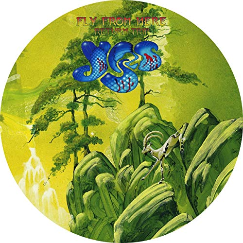 Fly From Here ~ Return Trip: 180GSM Picture Disc LP [Vinilo]