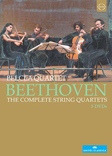 Beethoven: Komplette Streichquartette [5 DVDs]