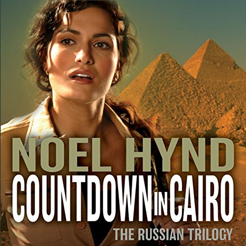 Countdown in Cairo audiobook cover art