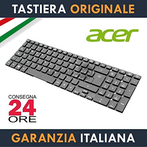 HiQ+ Tastiera Originale Italiana per Acer Aspire 5755, 5830, E1-510, E1-522, E1-530, E1-570, E1-572, E1-50072, ES1-512, V121702AK2, PK130N41A13