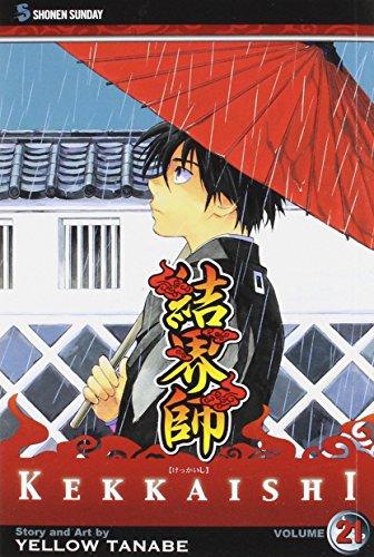 Kekkaishi Volume 21